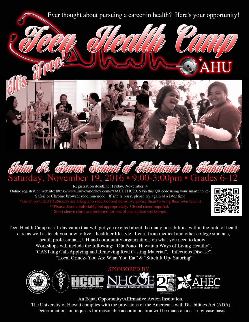 Teen Health Camp 2016 Flyer.jpg
